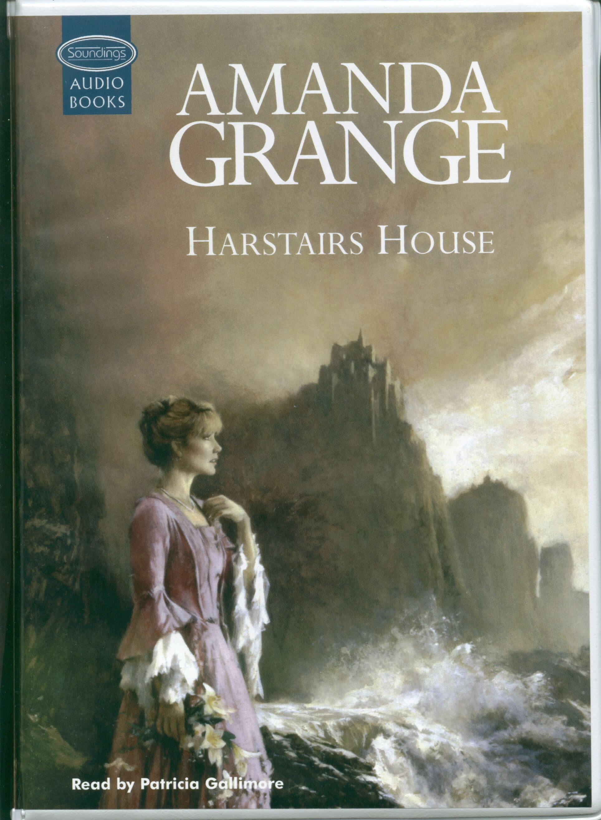 Harstairs House Audiobook Cover