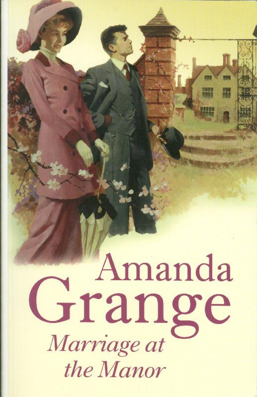 Marriage at the Manor Cover