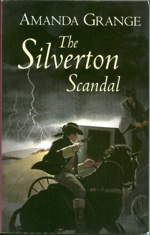 The Silverton Scandal Cover