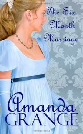 Six-Month Marriage Cover