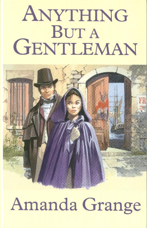 Anything But A Gentleman Cover