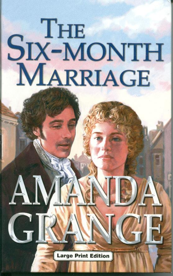 The Six-Month Marriage Cover